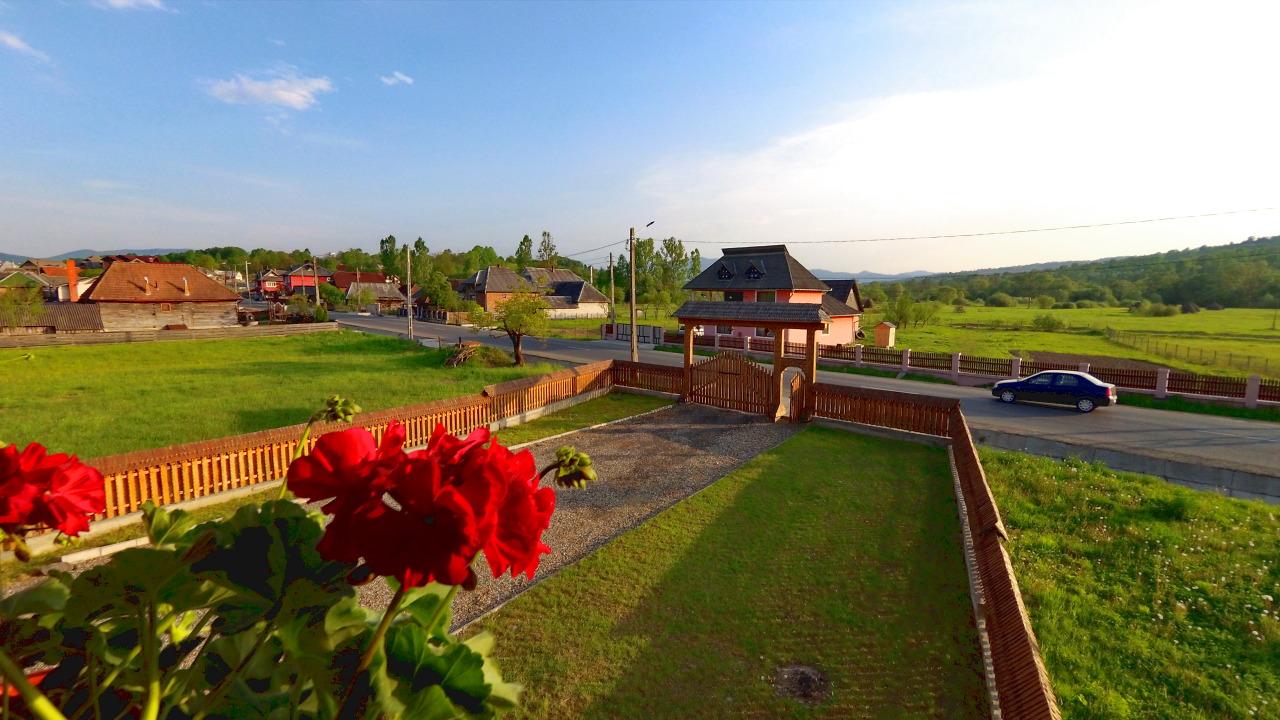 Acasa în Maramureș - cazare în Maramureș